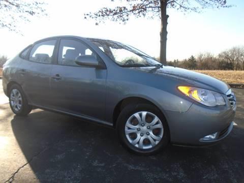 2010 Hyundai Elantra for sale at GLADSTONE AUTO SALES in Kansas City MO
