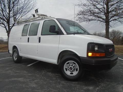 2007 GMC Savana Cargo for sale in Kansas City, MO
