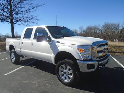 2016 Ford F-350 Super Duty for sale at GLADSTONE AUTO SALES in Kansas City MO