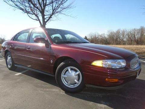 2000 Buick LeSabre for sale at GLADSTONE AUTO SALES in Kansas City MO