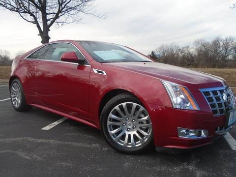 2013 Cadillac CTS for sale at GLADSTONE AUTO SALES in Kansas City MO