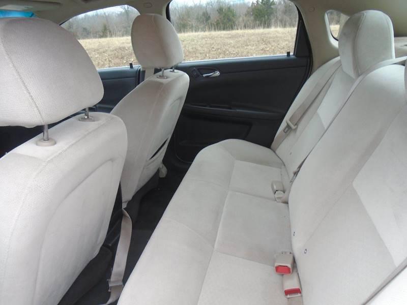 2012 Chevrolet Impala for sale at GLADSTONE AUTO SALES in Kansas City MO
