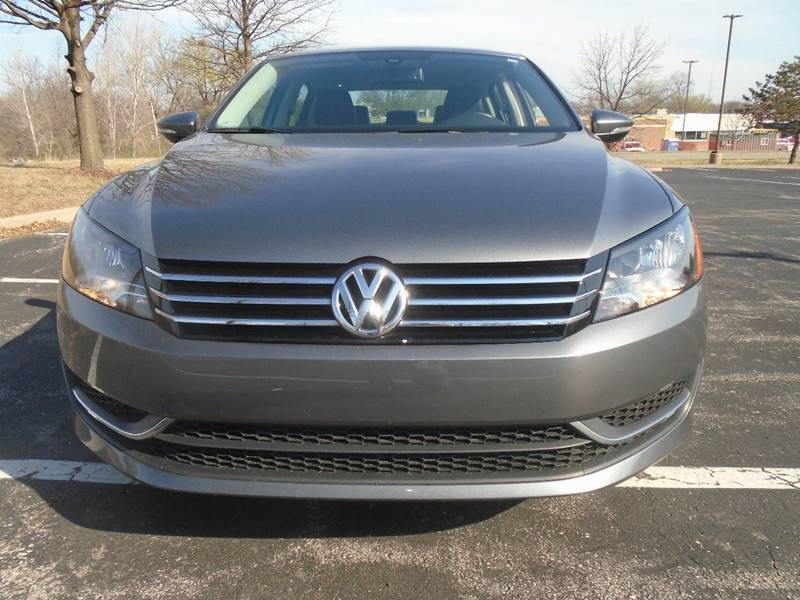 2012 Volkswagen Passat for sale at GLADSTONE AUTO SALES in Kansas City MO