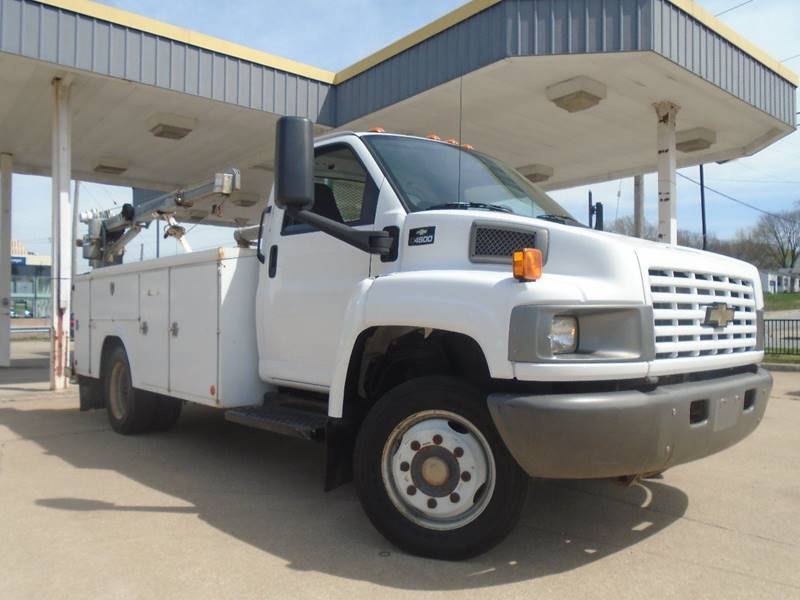 2009 Chevrolet Kodiak 4500 for sale at GLADSTONE AUTO SALES in Kansas City MO