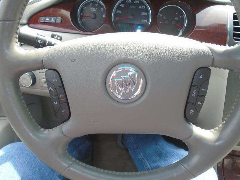 2009 Buick Lucerne for sale at GLADSTONE AUTO SALES in Kansas City MO