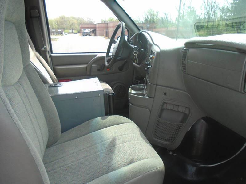 2004 GMC Safari Cargo for sale at GLADSTONE AUTO SALES in Kansas City MO