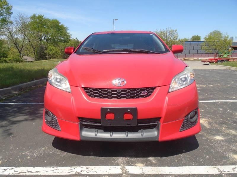2009 Toyota Matrix for sale at GLADSTONE AUTO SALES in Kansas City MO