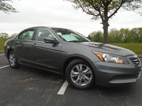2012 Honda Accord for sale at GLADSTONE AUTO SALES in Kansas City MO