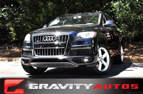 2013 Audi Q7 for sale in Duluth, GA