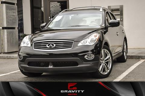 2011 Infiniti EX35 for sale in Duluth, GA