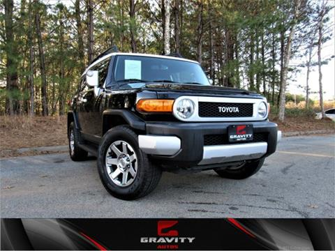 2014 Toyota FJ Cruiser for sale in Duluth, GA