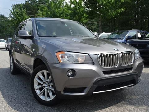 2013 BMW X3 for sale in Duluth, GA