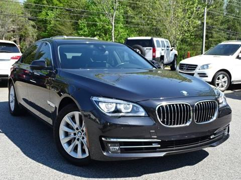 2015 BMW 7 Series for sale in Duluth, GA