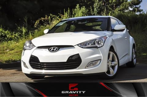 2014 Hyundai Veloster for sale in Duluth, GA