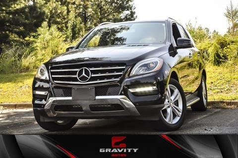 2013 Mercedes-Benz M-Class for sale in Duluth, GA