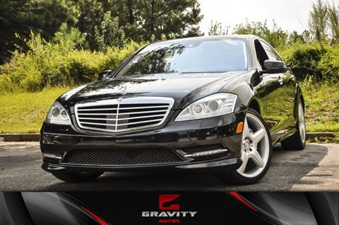 2013 Mercedes-Benz S-Class for sale in Duluth, GA