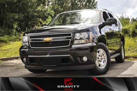 2014 Chevrolet Tahoe for sale in Duluth, GA