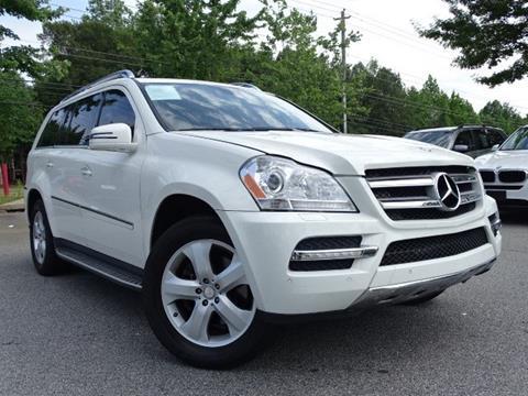 2012 Mercedes-Benz GL-Class for sale in Duluth, GA
