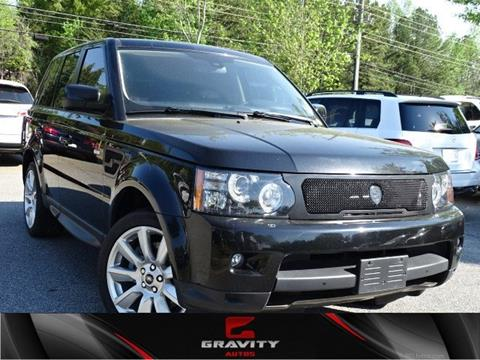 2013 Land Rover Range Rover Sport for sale in Duluth, GA