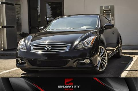 2011 Infiniti G37 Convertible for sale in Duluth, GA