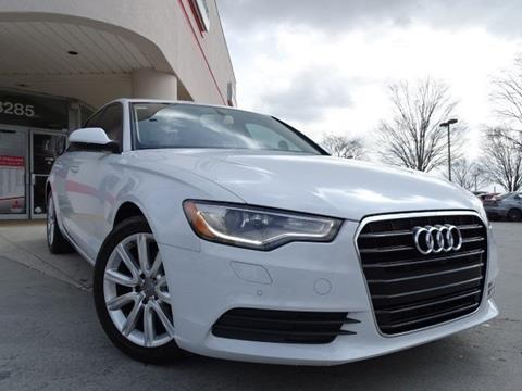 2013 Audi A6 for sale in Duluth, GA