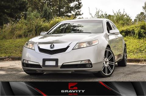 2011 Acura TL for sale in Duluth, GA