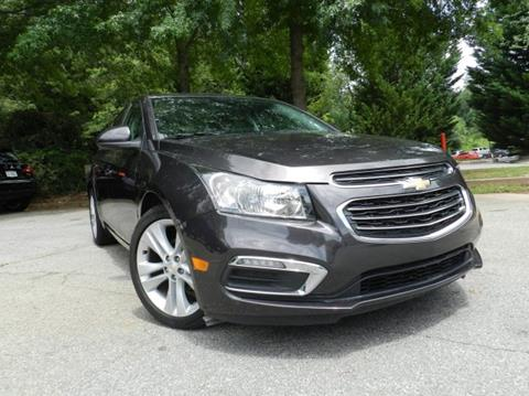 2016 Chevrolet Cruze Limited for sale in Duluth, GA
