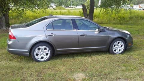 2011 Ford Fusion for sale in Clayton, NC