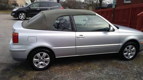 2002 Volkswagen Cabrio for sale in Clayton, NC