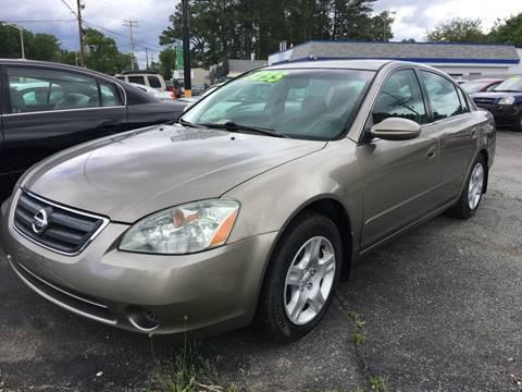 2004 Nissan Altima for sale in Newport News, VA