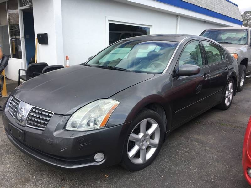 2006 nissan maxima 3 5 sl in newport news va midtown motors