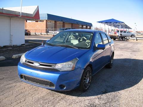 2010 Ford Focus for sale in Amarillo, TX