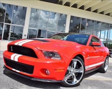 2012 Ford Shelby GT500 for sale in Tampa, FL