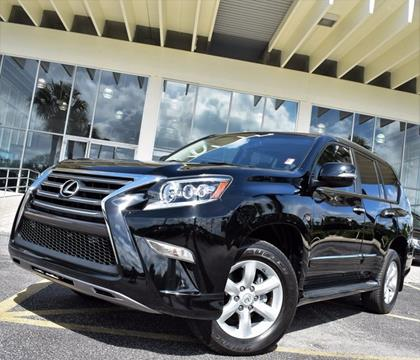2015 Lexus GX 460 for sale in Tampa, FL