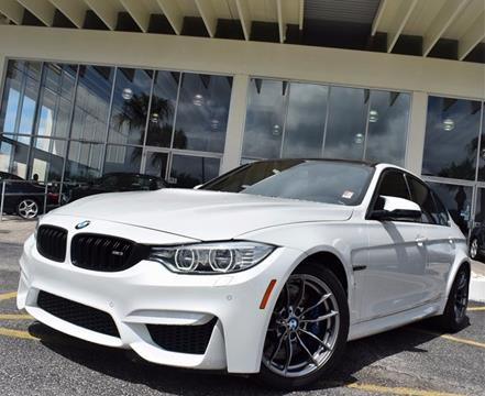 2015 BMW M3 for sale in Tampa, FL