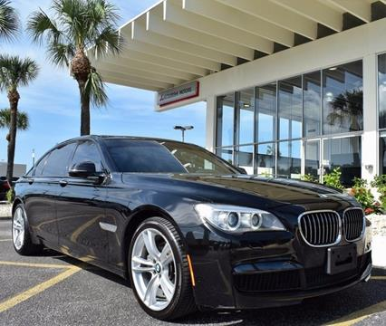 2014 BMW 7 Series for sale in Tampa, FL