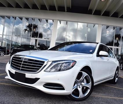 2014 Mercedes-Benz S-Class for sale in Tampa, FL