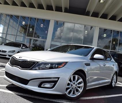 2014 Kia Optima for sale in Tampa, FL