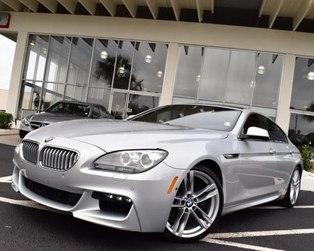 2013 BMW 6 Series for sale in Tampa, FL