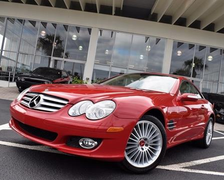 2007 Mercedes-Benz SL-Class for sale in Tampa, FL