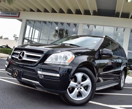 2012 Mercedes-Benz GL-Class for sale in Tampa, FL