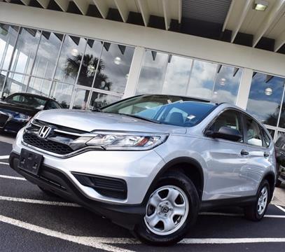 2016 Honda CR-V for sale in Tampa, FL