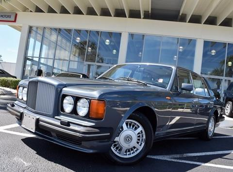 1995 Bentley Turbo R for sale in Tampa, FL