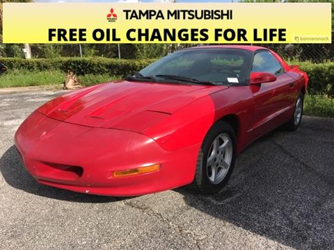 1995 Pontiac Firebird for sale in Tampa, FL