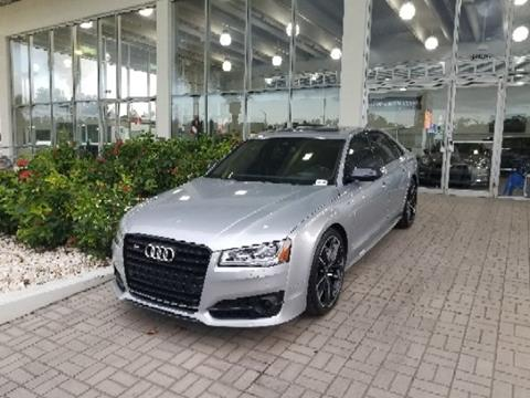 2016 Audi S8 For Sale In Connecticut Carsforsale