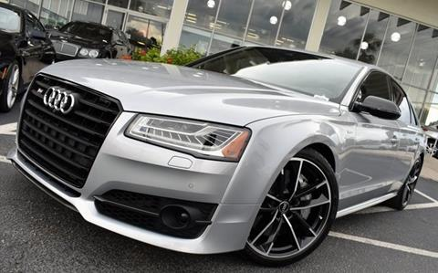 2016 Audi S8 For Sale In Georgetown Oh Carsforsale