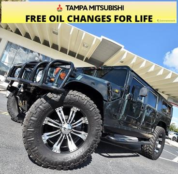 1998 AM General Hummer for sale in Tampa, FL