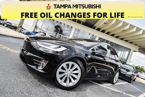 2016 Tesla Model X for sale in Tampa, FL