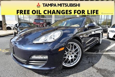 2012 Porsche Panamera for sale in Tampa, FL