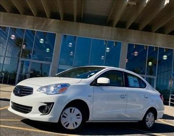 2017 Mitsubishi Mirage G4 for sale in Tampa, FL